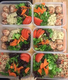 The best fitness meal prep containers for clean eating. Meal Prep Muscle Gain, Fitness Meal Prep, Healthy Diet Plans, Healthy Snacks, Healthy Recipes, Stay Healthy, Clean Eating Meal Plan, Clean Eating Recipes, Meal Prep Guide