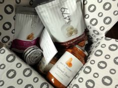 Fancy Food Subscription Box Review & Coupon Code - May 2013 #subscriptionbox #fancy