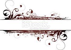 Decorative composition Royalty Free Stock Vector Art Illustration >100