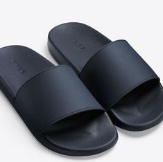 Vince Black Basic Sandals. Minimalist. Minimalist Shoes, Minimalist Living,  Pool Slides,
