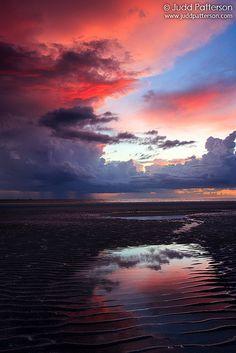 ✯ Summer Florida Sunset