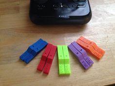 "3DR Solo ""Controller"" Anti Tip Feet Purple Set | eBay"