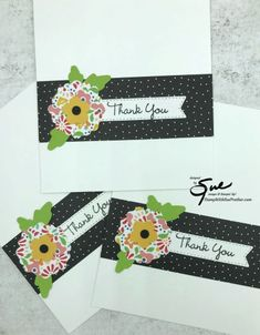Circle Punch, Flower Center, Flower Stamp, Card Sketches, Blank Cards, Pansies, Free Gifts, Thank You Cards, Stampin Up