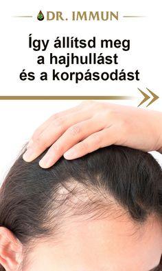A DR. IMMUN® 25 gyógynövényes Hajregeneráló termékcsalád olyan egyedi fejlesztésű koncentrált növényi esszenciát – kivonatot – tartalmaz, mely értékes összetevői a fejbőrbe felszívódva közvetlenül a hajhagymáknál fejtik ki hatásukat.