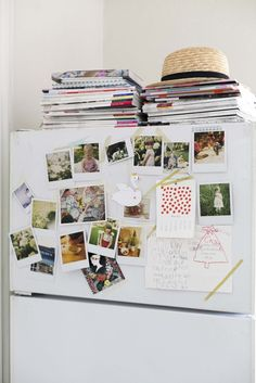 my fridge, by leela cyd