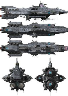 Just putting stuff out there — spaceshipsgalore: Untitled –. Spaceship Art, Spaceship Design, Stargate, Warlock Class, Nave Star Wars, Babylon 5, Starship Concept, Sci Fi Spaceships, Capital Ship