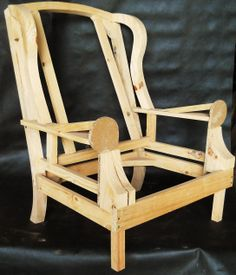 Full chair assembled,,,