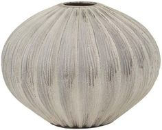 Natural Modern Taupe Color Table Vase - Home Decor   Surya