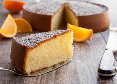 A refreshingly light tasting yet very moist cake made with fresh squeezed orange juice, orange zest and your favorite mild olive oil Sweet Light, Orange Olive Oil Cake, 21st Cake, Homemade Cake Recipes, Cake Cover, Moist Cakes, Let Them Eat Cake, Cupcake Cakes, Cupcakes