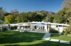 Calling it Home: Mid-century Modern Homes