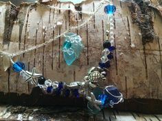 A personal favorite from my Etsy shop https://www.etsy.com/listing/242629341/authentic-sea-glass-necklace