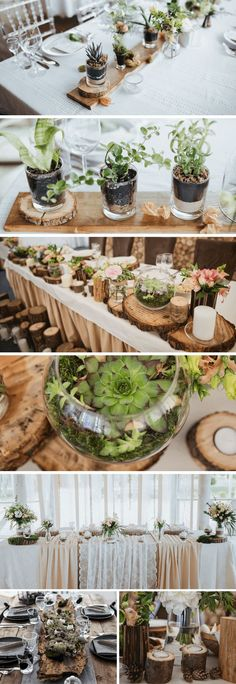 Wooden wedding decoration is a must-have for the popular rustic wedding … - decor diy Wooden Wedding Decorations, Decoration Table, Wedding Themes, Wedding Styles, Wedding Venues, Wedding Boxes, Wedding Gifts, India Wedding, Wedding Invitations Online
