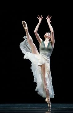 Sofiane Sylve in Wheeldon's Ghosts, San Francisco Ballet