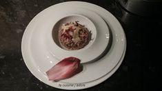 la cuisine j adore : RISOTTO ROUGE A LA TREVISSE ( recette de l atelier...