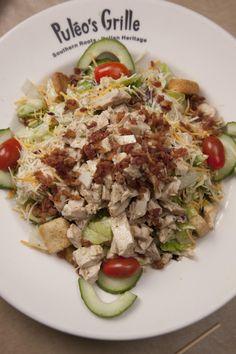 #PuleosGrille #salad #dinner #yum
