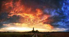 Hungarian Skies by Zsolt Zsigmond