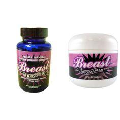 Breast-Success-Pills-Cream-Enlargement-Enhancement-Fuller-Firmer-Big-Bigger #Breastsuccess #boobs #femaleenhancement