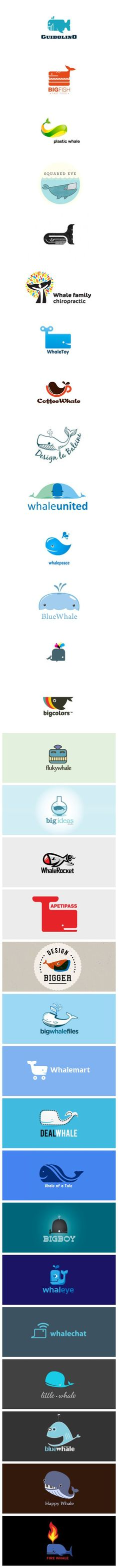 logos of WHALE