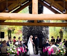 I would totally get married here! A wedding in the beautiful outdoor venue of Talkeetna Alaska Lodge in Talkeetna, Alaska. Wedding 2015, Wedding Goals, Wedding Album, Wedding Themes, Wedding Vendors, Dream Wedding, Wedding Ideas, Talkeetna Alaska, Talkeetna Lodge