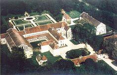 Cistercian Abbey of Fontenay Heritage site,in France. <ul>In 1119 ...