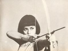 "jeanne moreau in ""the bride wore black"", 1968"