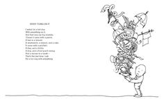 We'll take Every Thing On It by Shel Silverstein : Harriet Staff ...