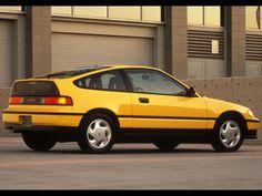 Honda Civic CRX Si 1990