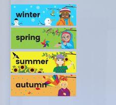 Superhjälparna | Alla månader SV & ENG PDF Primary School, Pre School, Baby Barn, Weather Seasons, Jolly Phonics, 9 Year Olds, Winter Springs, Teacher Hacks, English Lessons