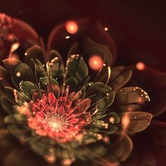 an-artastrophe: Fractal art is a type of digital... | 日々是遊楽也