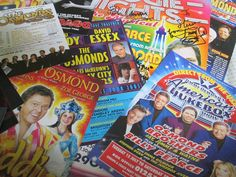 Jimmy Osmond and the Osmonds including Aladdin Panto in Swansea The Osmonds, Swansea, Aladdin, Books, Fun, Ebay, Libros, Book, Book Illustrations