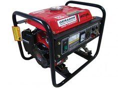 Gerador de Energia à Gasolina 2,3Hp Motomil - MG-1200CL