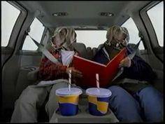William Wegman Honda Car Commercial