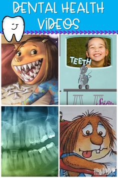 Dental health videos for kids. Your kindergarten and first graders will learn about teeth and dental hygiene with these fun videos. Health Adults Health For Kids Health Kindergarten Care Clean Teeth Care Display Care Routine Dental Health Month, Oral Health, Health Care, Vicks Vaporub, Kindergarten Activities, Activities For Kids, Space Activities, Learning Activities, Preschool Activities
