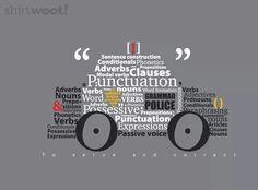 Shirt.woot grammar police t-shirt