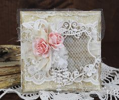 My Little Craft Things: Peach Roses Bag Display, Shaped Cards, White Gift Boxes, Pretty Cards, Vintage Cards, I Card, Your Cards, Birthday Cards, Shabby Chic