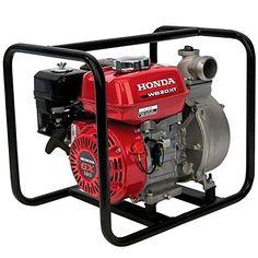 """Honda WB20XT3A Centrifugal 2"""" Water Pump 164 GPM"""
