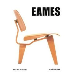Amazon.com: Eames: Furniture 1941-1978 (9782843234200): Brigitte Fitoussi: Books