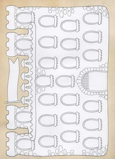 Word Search, Medieval, Language, Bullet Journal, Words, School, Middle Ages, Castles, Recipes