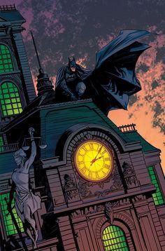 Batman: Lei, Ordem & Justiça.