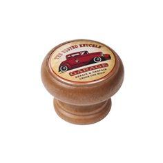 pomo madera tinte miel garage car tiradores diseno retro mueble vintage comprar tienda precio venta online 450hm14