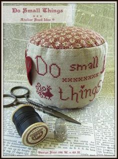 Do Small Things...