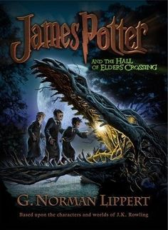 James Potter as in Harry's SON. Not father. Pretty good books.