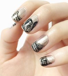 100% Authentic Incoco Nail Polish 16 Double-Ended Strips by It's a Nail - SCENES #Incoco