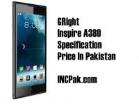 GRight Inspire Specification and Price In Pakistan Mobile Offers, Smartphone Reviews, Latest Phones, Cheap Phones, Pakistan, Inspire, Inspiration, Biblical Inspiration, Inhalation
