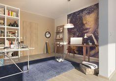 Opgeruimd staat netjes. Breng rust en orde in je kantoor met rustige kleuren en handige opbergruimtes. | Hornbach