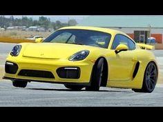 Chris Harris on Cars - Porsche Cayman GT4 full test - YouTube