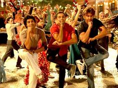 "▶ ""Senorita Zindagi Na Milegi Dobara"" Full HD Video Song 