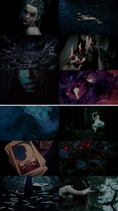 WITCH AESTHETICS: dark magic