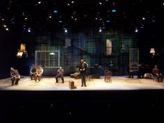 Heart Is A Lonely Hunter. Steppenwolf Theatre. Scenic design by Collette Pollard.