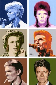"March 18, 2013 -- Sasha Frere-Jones listens to David Bowie's 26th studio album, ""The Next Day,"" and looks at the path that leads from Bowie to us: http://nyr.kr/YhQMuy"